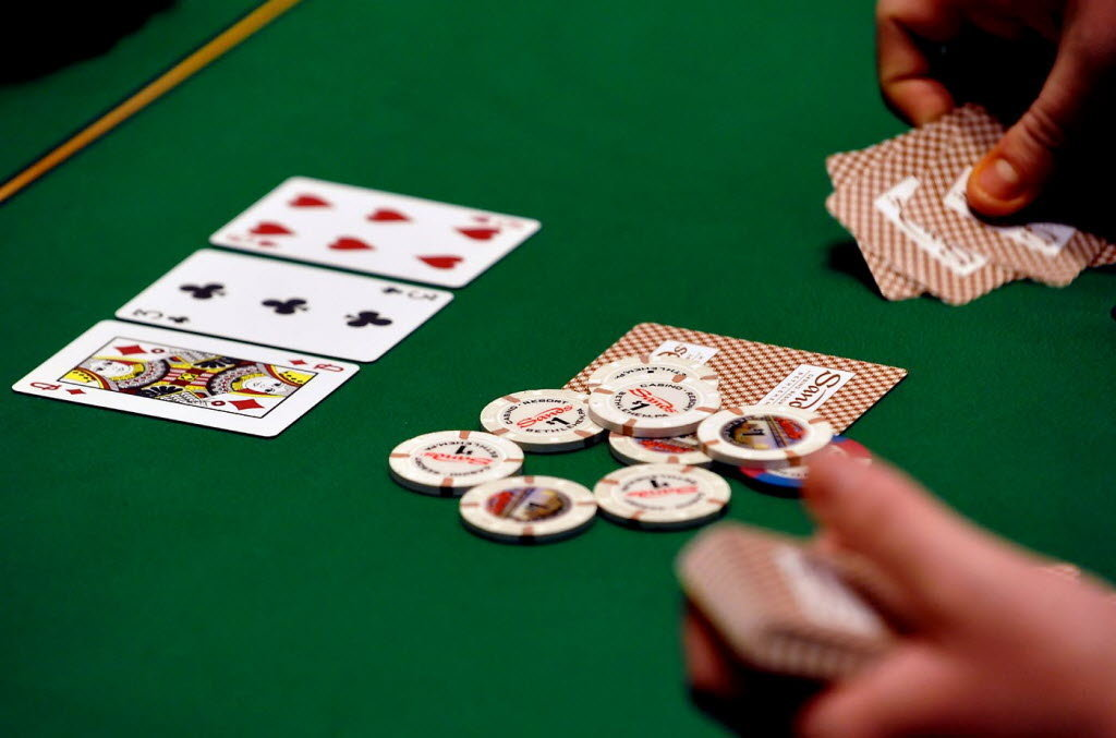 Poker games new jersey