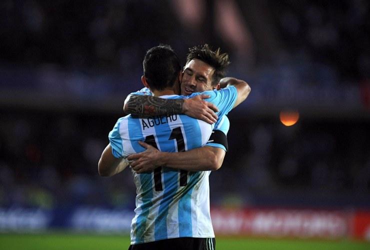 Αργεντινή - Χιλή