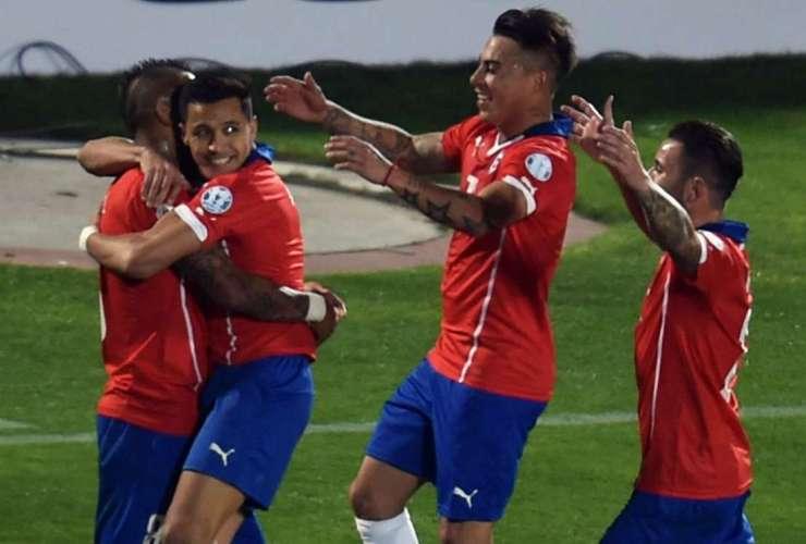 Χιλή - Παναμάς