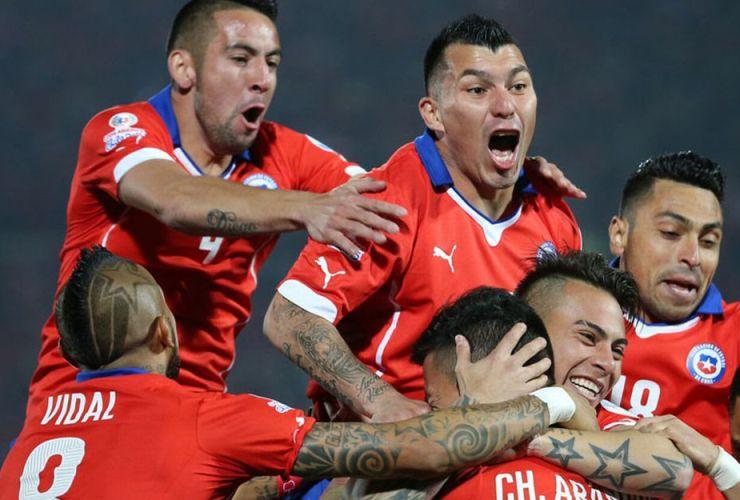 Χιλή - Βολιβία