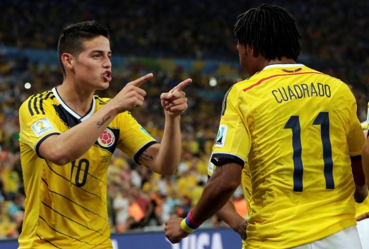 Κολομβία - Παραγουάη
