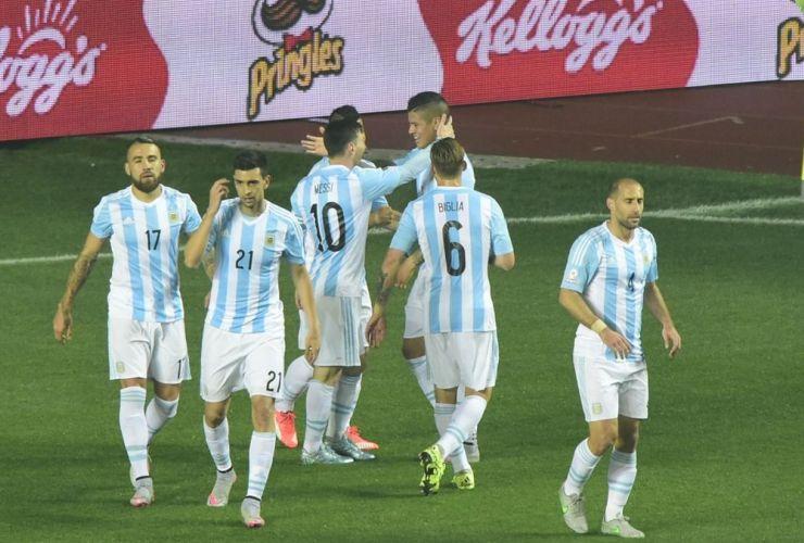 ΗΠΑ - Αργεντινή