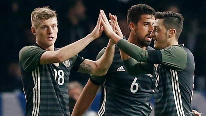 Νορβηγία - Γερμανία