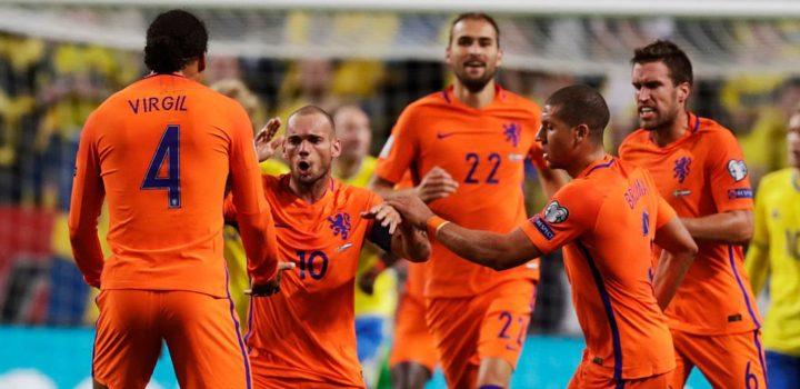 Ολλανδία - Γαλλία