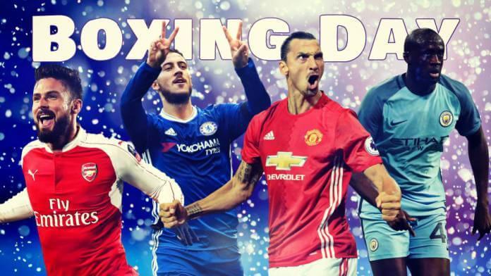 Πάμε στοίχημα Boxing Day