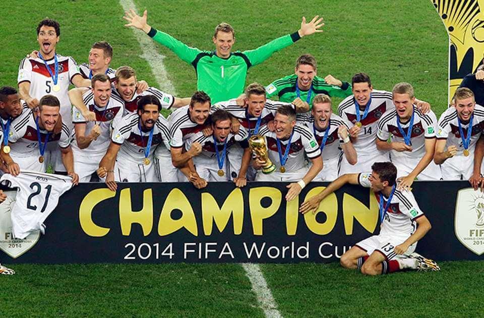 Εθνικής Γερμανίας