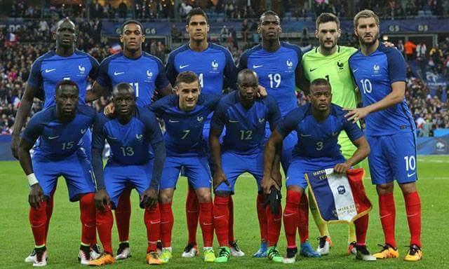 Εθνικής Γαλλίας