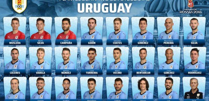 Εθνικής Ουρουγουάης