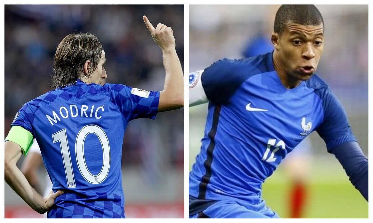 Γαλλίας – Κροατίας