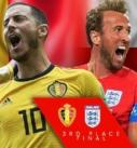 Για την 3η θέση Βέλγιο και Αγγλία στον μικρό τελικό