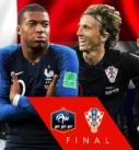 Μεγάλος τελικός Γαλλία – Κροατία για το Μουντιάλ 2018