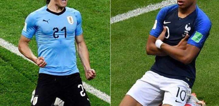 Προγνωστικα Ουρουγουαη - Γαλλια