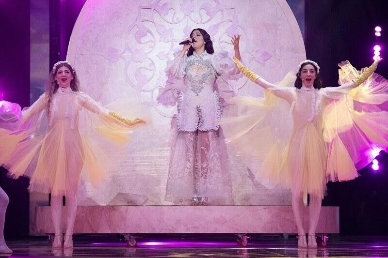 τελικός της Eurovision