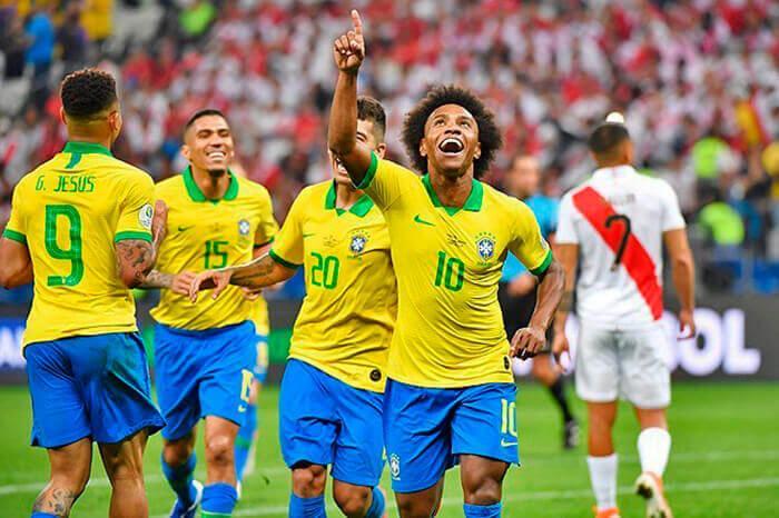 Προγνωστικα Βραζιλια - Παραγουαη