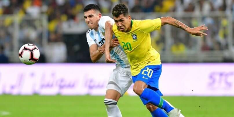 Βραζιλία - Αργεντινή στοιχημα