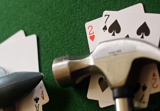 bad beats στο πόκερ