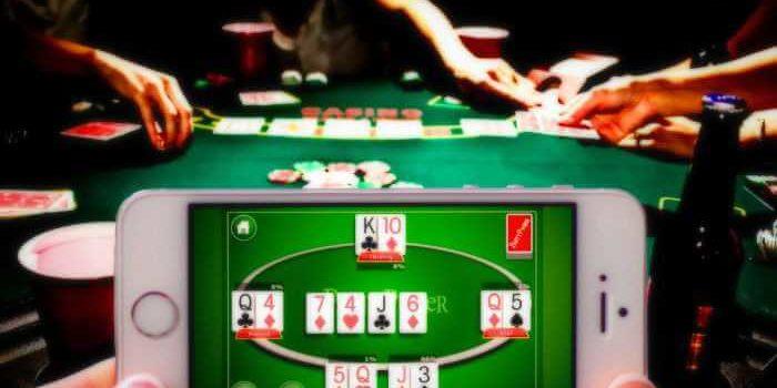 online πόκερ