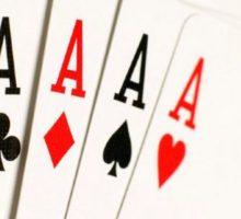 τραπέζια του πόκερ