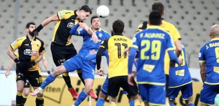 Αστερας Τριπολης - ΑΕΚ προγνωστικα στοιχημα